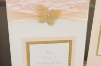 The Glitter Collection Wedding/Card Post Box