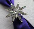 Flower Star Diamante Photo Album