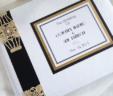 The Original Gatsby Guest Book & Post Box