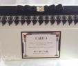 The Gatsby Wedding/Card Post Box