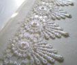 Venise Lace & Pearl Photo Album